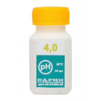 Calibration solution pH 4.0 (30ml)