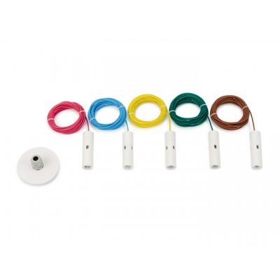 Level sensor set, 5 pcs. (AISI 316L steel)