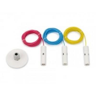 Level sensor set, 3 pcs. (AISI 316L steel)